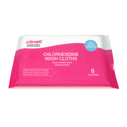Clinell wipes with...