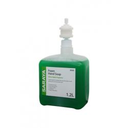 Sarasoft AG - mydło w piance